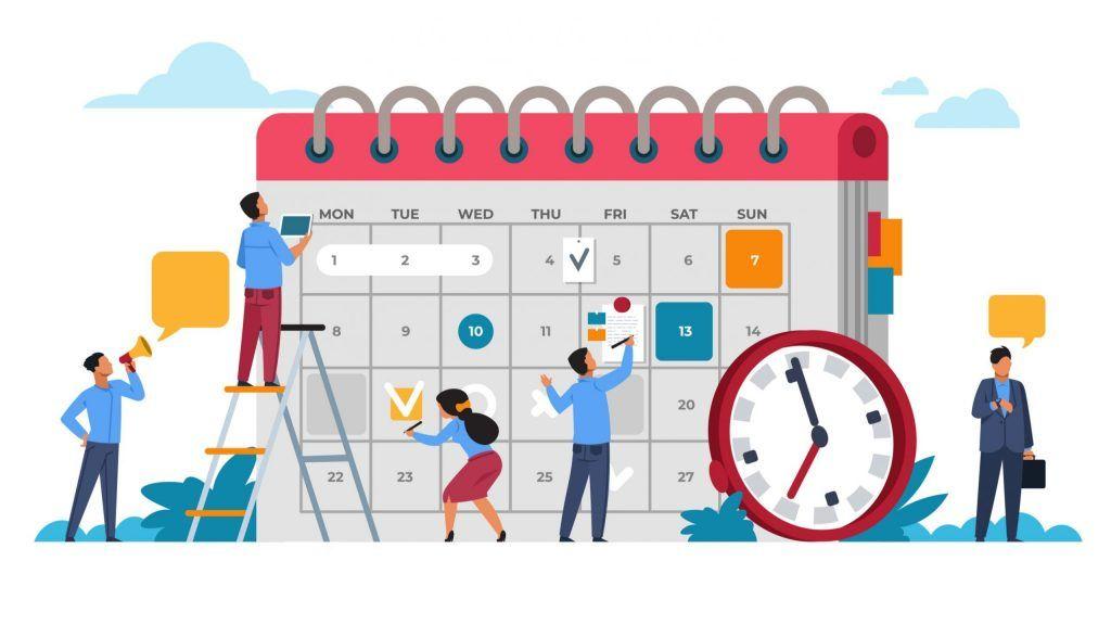 چطور یک تقویم محتوایی داشته باشیم؟