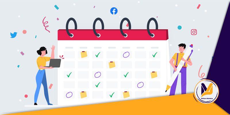 تقویم محتوایی؛ نقشه اجرایی بازاریابی محتوا